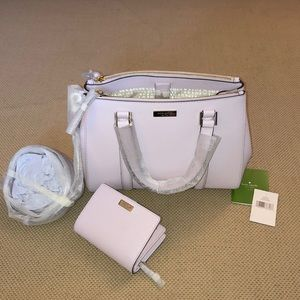 Final Price ⬇️ FIRM NEW! kate spade bag and wallet